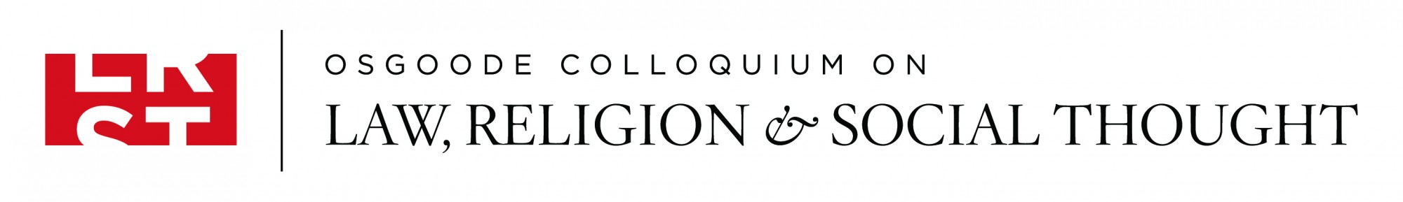 Osgoode Colloquium on Law, Religion & Social Thought