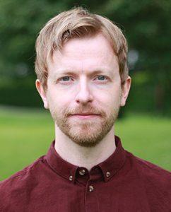 Image of Dr Helge Årsheim.